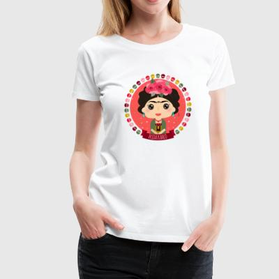 Frida Kahlo - Women's Premium T-Shirt