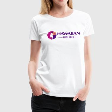 Hawaiian - Women's Premium T-Shirt