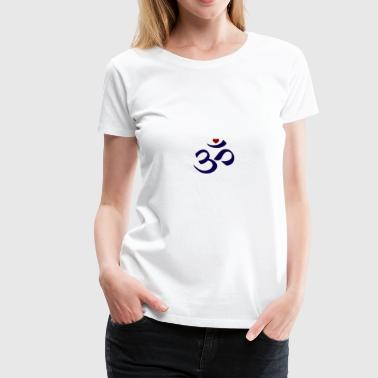 Om Peace - Women's Premium T-Shirt