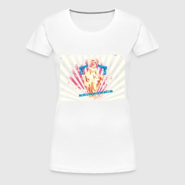 Virgin - Women's Premium T-Shirt