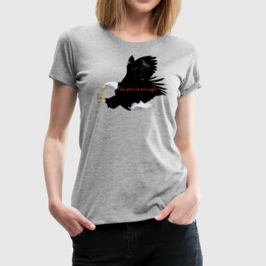 Eagle - Women's Premium T-Shirt