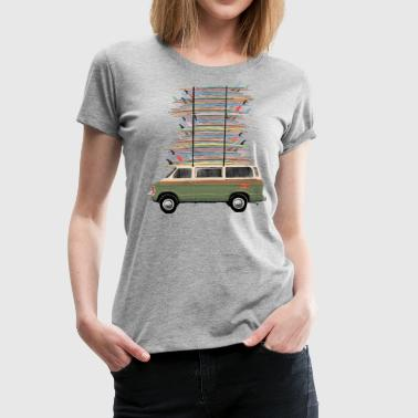 Ride with Pride - Women's Premium T-Shirt