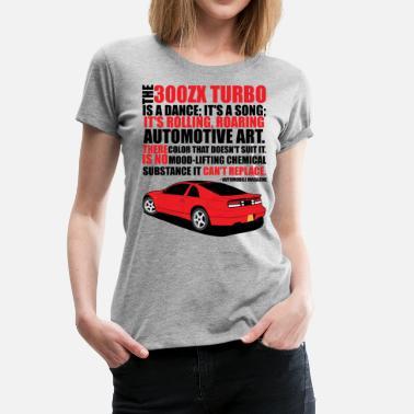 Shop 300zx T-Shirts online   Spreadshirt