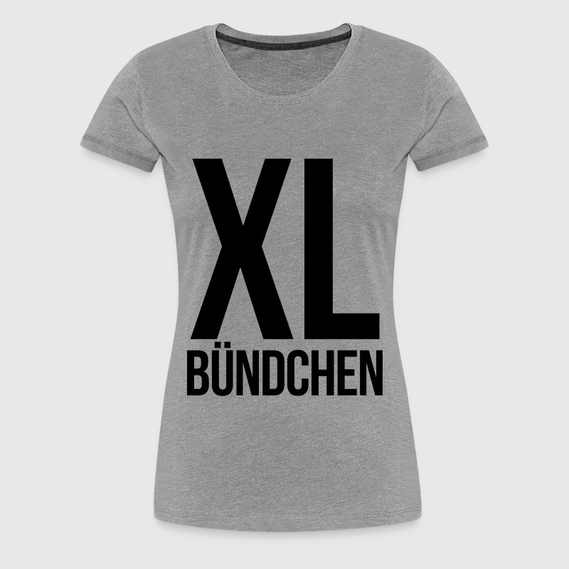 XL bundchen - Women's Premium T-Shirt