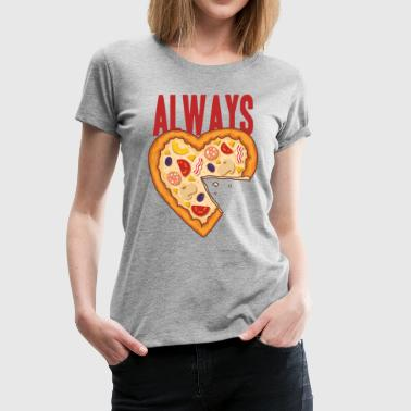 Always Together - For Her - Women's Premium T-Shirt