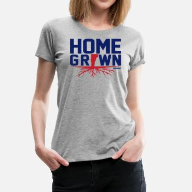Homegrown Homegrown Vermont - Women's Premium T-Shirt