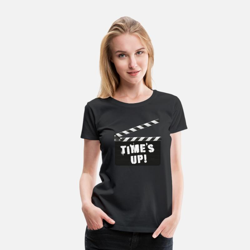 #TIMESUP Womens Rights Premium Unisex T-Shirt