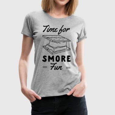 Time for smore fun - Women's Premium T-Shirt