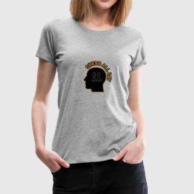 Chess - Women's Premium T-Shirt