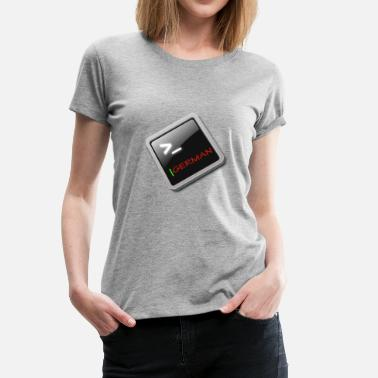Deutsche > _ Deutsch - Women's Premium T-Shirt