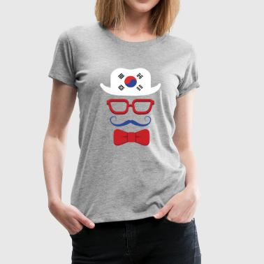South Korea wins gift idea - Women's Premium T-Shirt