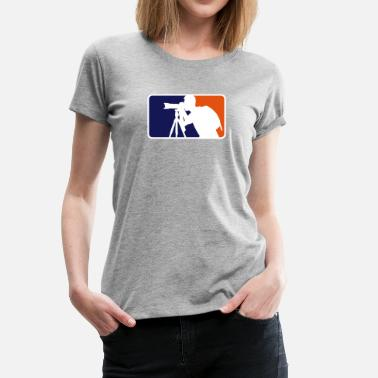 Funny Photography photography league - Women's Premium T-Shirt