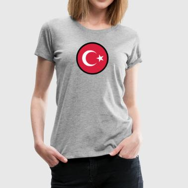 In A Sign Of Turkey - Women's Premium T-Shirt