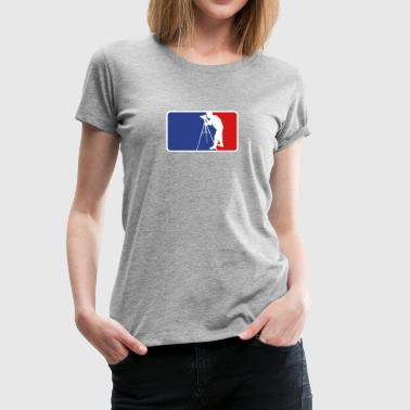 photography league - Women's Premium T-Shirt