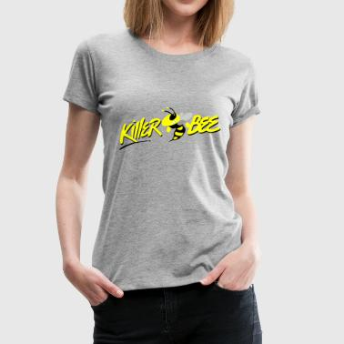 Killer Bee Killer Bee - Women's Premium T-Shirt