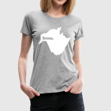 from new brunswick - Women's Premium T-Shirt