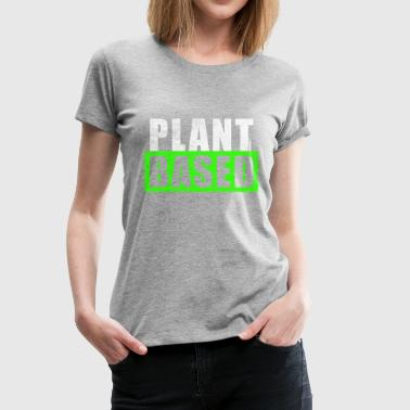 Plant Based Diet Vegan Plant based diet - Women's Premium T-Shirt