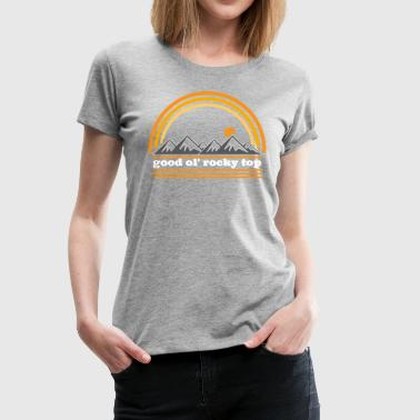 Rocky Mountain Good Ol Rocky Top - Women's Premium T-Shirt