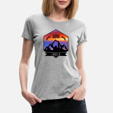 Jaipur Jaipur India - Women's Premium T-Shirt