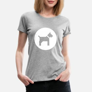 Dog Owner Dog | dog owner | dog trainer | doggie school - Women's Premium T-Shirt