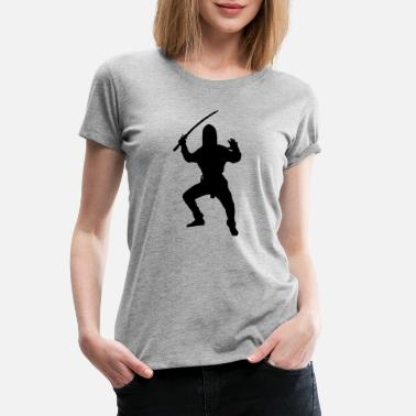 A Warrior Warrior - Women's Premium T-Shirt
