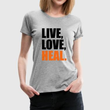 2541614 14405851 heal - Women's Premium T-Shirt