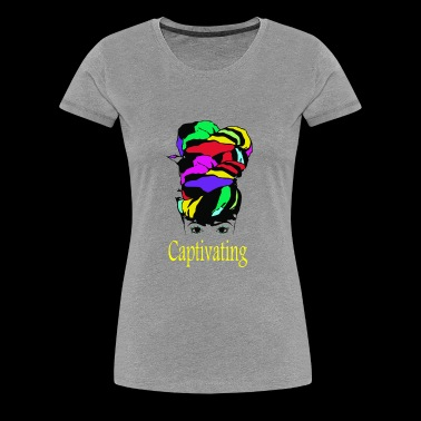 Captivating - Women's Premium T-Shirt