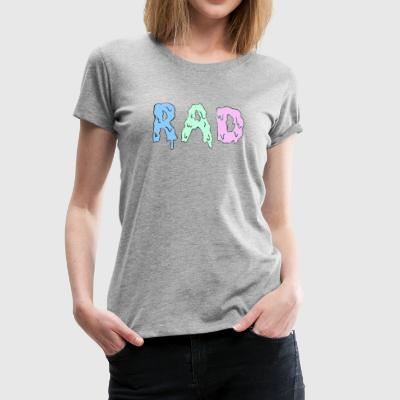Rad Graphic - Women's Premium T-Shirt