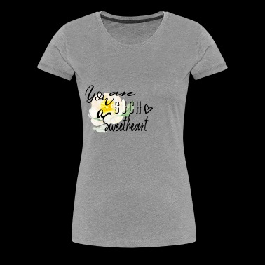 sweetheart - Women's Premium T-Shirt