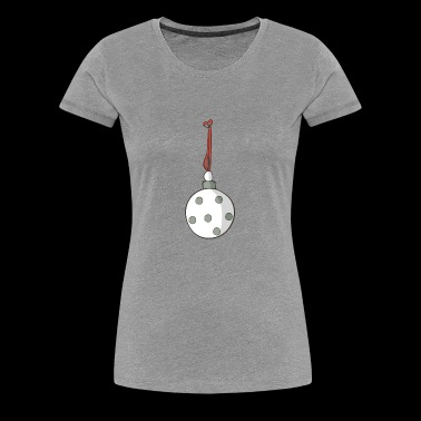 Christmas ball - Women's Premium T-Shirt