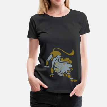 Leo Zodiac Signs Leo Sign Zodiac - Women's Premium T-Shirt