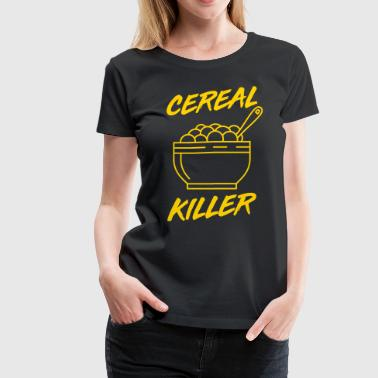 Cereal Killer - Women's Premium T-Shirt