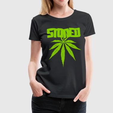 stoned - Women's Premium T-Shirt