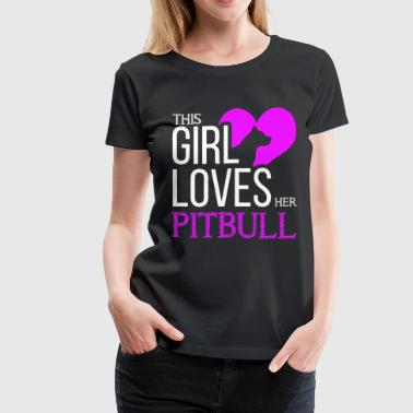 pitbull - Women's Premium T-Shirt