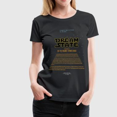 Men's Dreamstate 2016 - Psy Strikes Back - Women's Premium T-Shirt