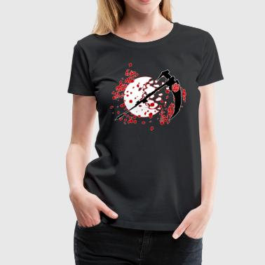 RWBY Ruby Crescent Rose - Women's Premium T-Shirt