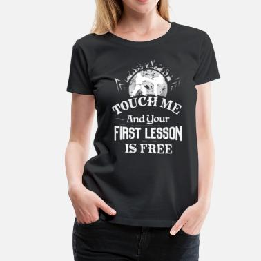 Lesson Karate First Lesson T Shirt - Women's Premium T-Shirt