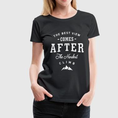 After - Women's Premium T-Shirt