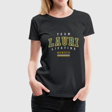 Lauri - Women's Premium T-Shirt