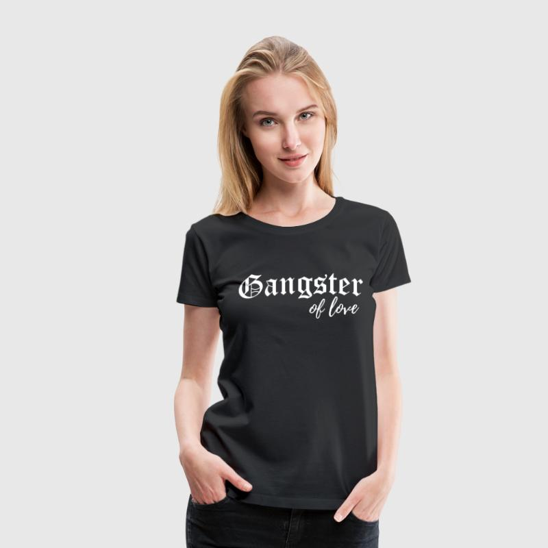 Gangster of Love - Women's Premium T-Shirt