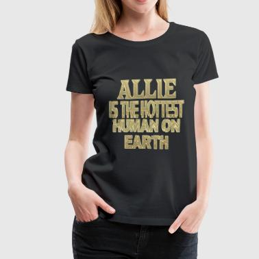Allie - Women's Premium T-Shirt