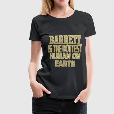 Barrett - Women's Premium T-Shirt