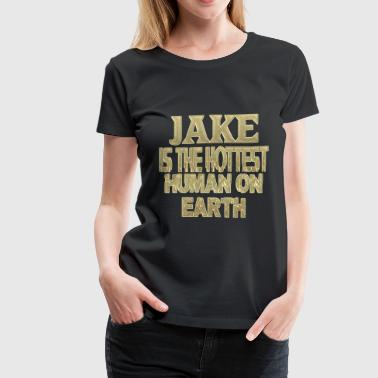 Jake - Women's Premium T-Shirt