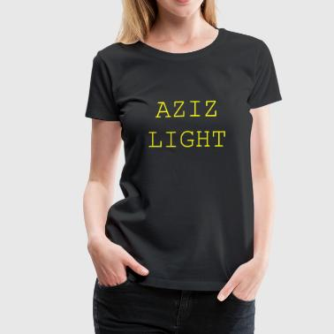 Aziz Light - Women's Premium T-Shirt