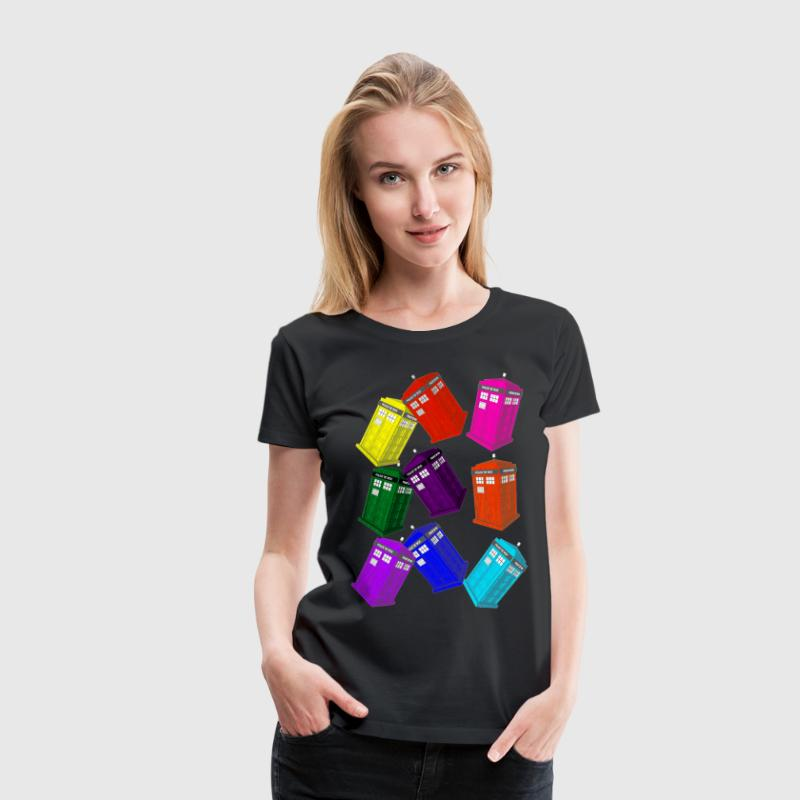 doctor who - Women's Premium T-Shirt
