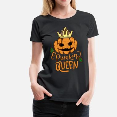Pumpkin Pumpkin Queen - Women's Premium T-Shirt