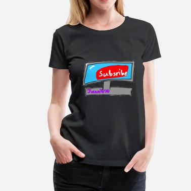 Juan Names TV Merch! - Women's Premium T-Shirt
