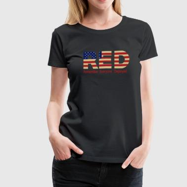 Deployed Shirt - Women's Premium T-Shirt