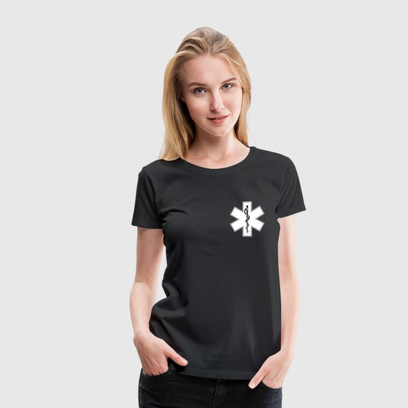 Paramedic hfd houston fire department paramedic  - Women's Premium T-Shirt