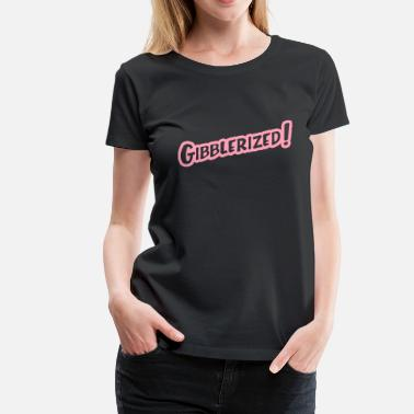 Kimmy Gibblerized - Women's Premium T-Shirt